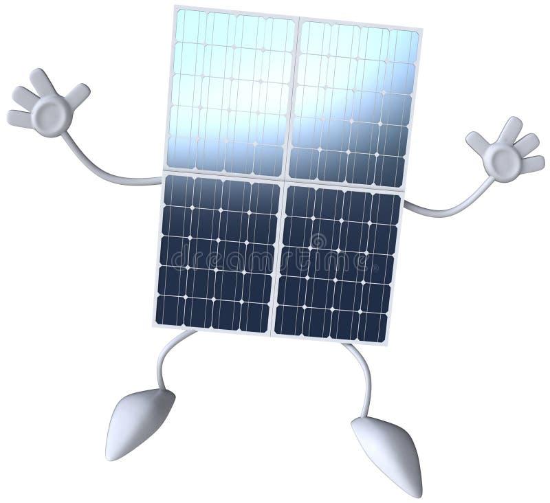 επιτροπή ηλιακή διανυσματική απεικόνιση