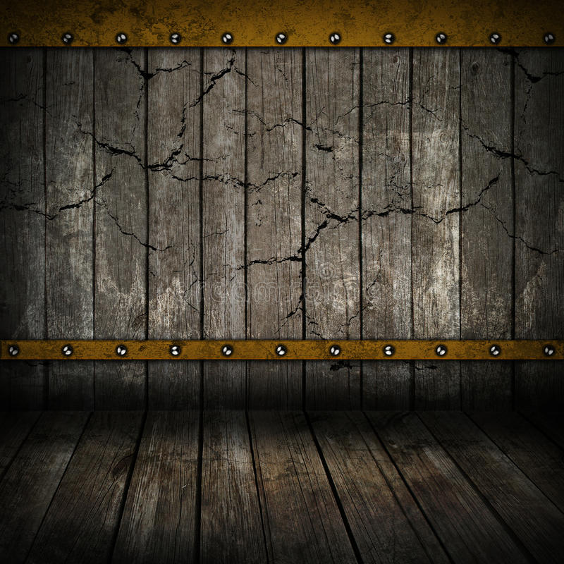 Επιτροπή τοίχων ελεύθερη απεικόνιση δικαιώματος