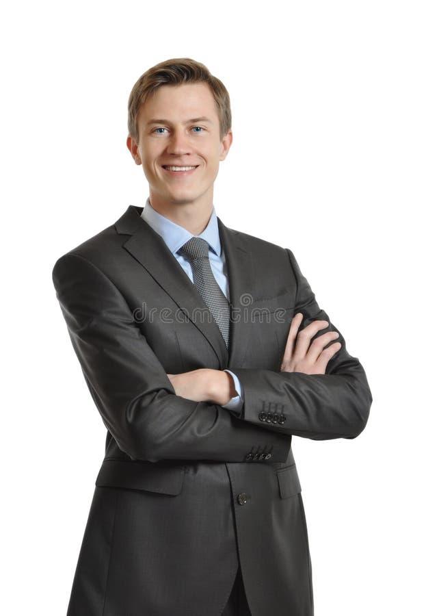 Επιτυχής επιχειρηματίας στοκ εικόνα με δικαίωμα ελεύθερης χρήσης