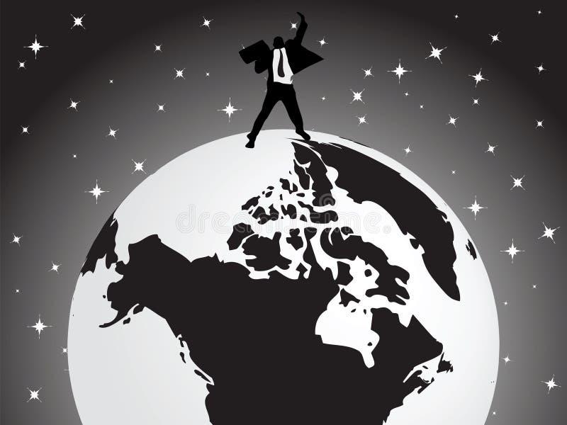 επιτυχία επιχειρηματιών ελεύθερη απεικόνιση δικαιώματος