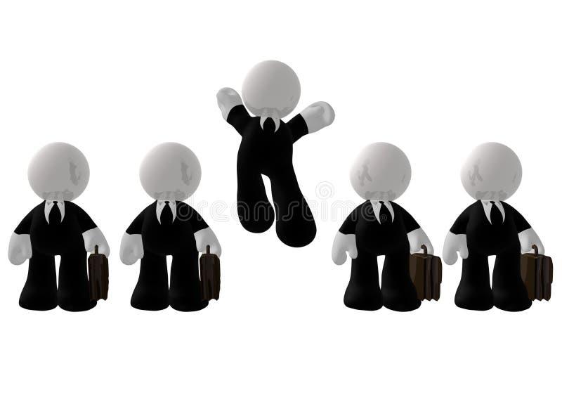 επιτυχία επιχειρησιακ&omicro ελεύθερη απεικόνιση δικαιώματος