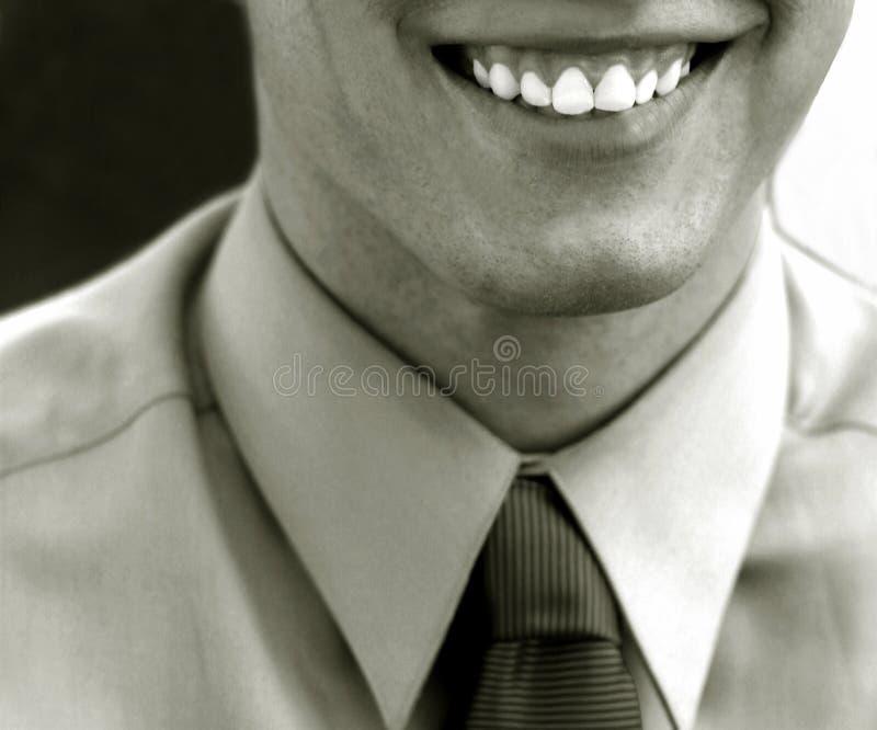 επιτυχία χαμόγελου Στοκ φωτογραφία με δικαίωμα ελεύθερης χρήσης