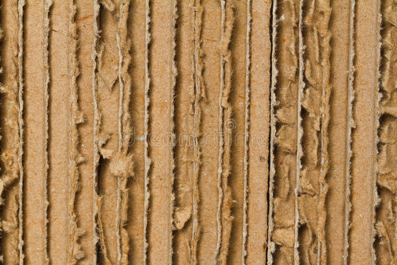 Επιφάνεια περικοπών του χαρτοκιβωτίου. στοκ εικόνα με δικαίωμα ελεύθερης χρήσης