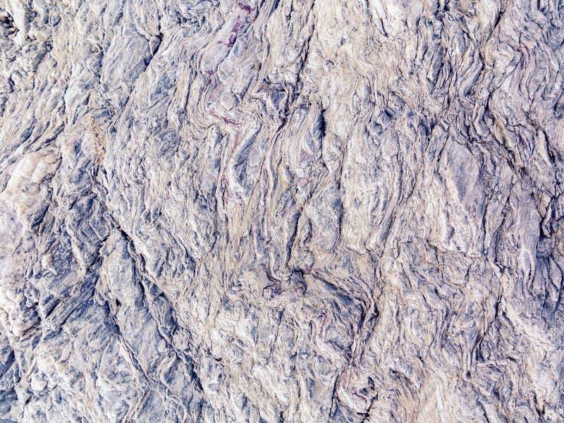 Επιφάνεια πετρών πλακών στα βουνά κοντά Muscat, Ομάν στοκ εικόνες