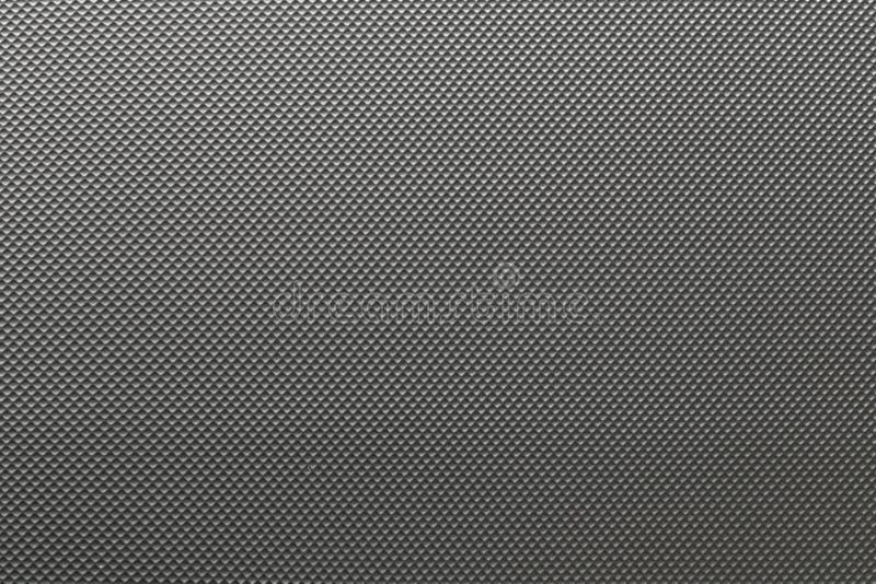 Επιφάνεια του μαύρου πλαστικού ή μαύρου νάυλον υποβάθρου σύστασης στοκ εικόνες