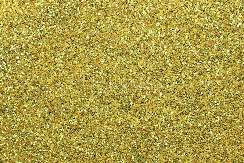 Επιφάνεια του χρυσού γυαλόχαρτου στοκ εικόνες με δικαίωμα ελεύθερης χρήσης