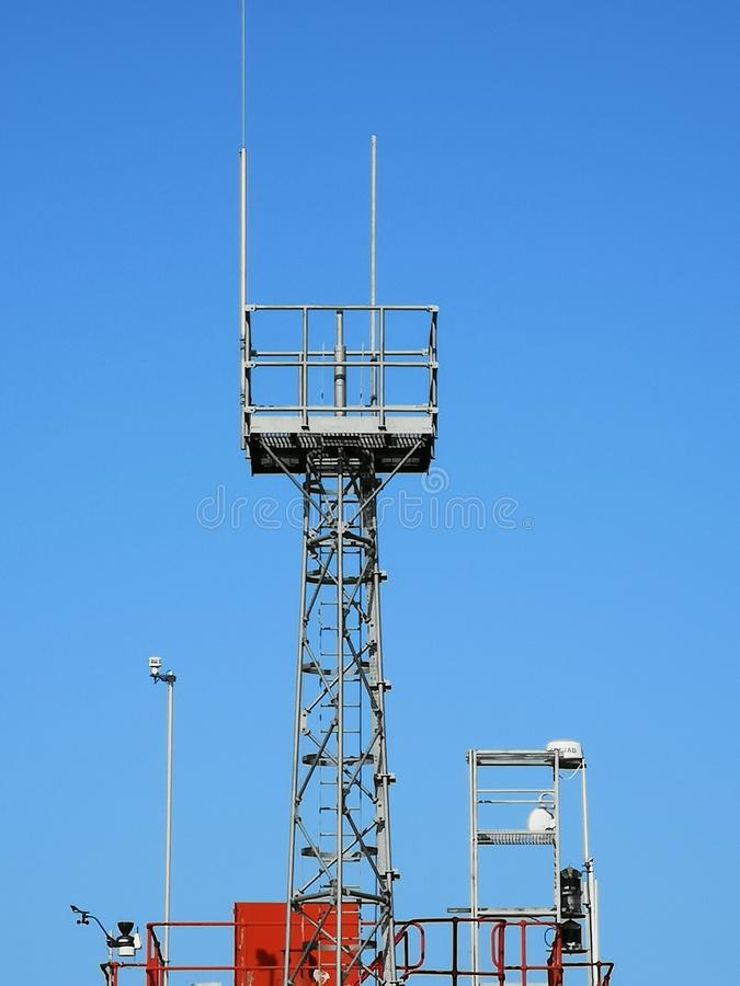 Επιφυλακή Gorleston στοκ φωτογραφία με δικαίωμα ελεύθερης χρήσης