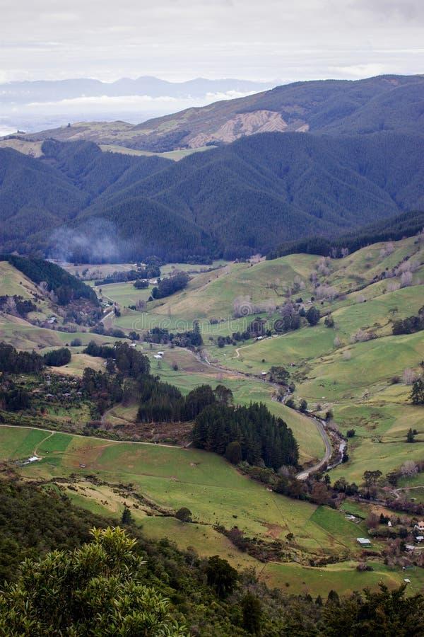 Επιφυλακή Hawkes, Nelson, Νέα Ζηλανδία στοκ φωτογραφίες