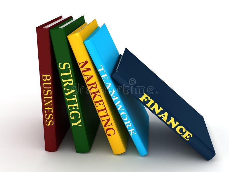 επιχείρηση βιβλίων απεικόνιση αποθεμάτων