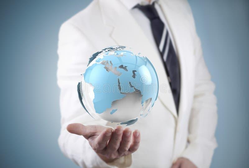 Επιχείρηση και έννοια Διαδικτύου ελεύθερη απεικόνιση δικαιώματος