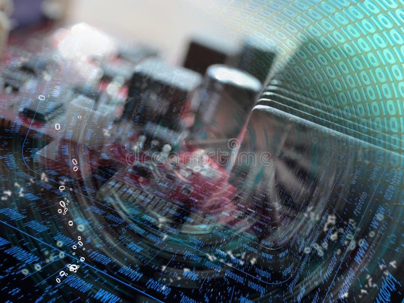 Επιχείρηση υπολογιστών στοκ εικόνα με δικαίωμα ελεύθερης χρήσης