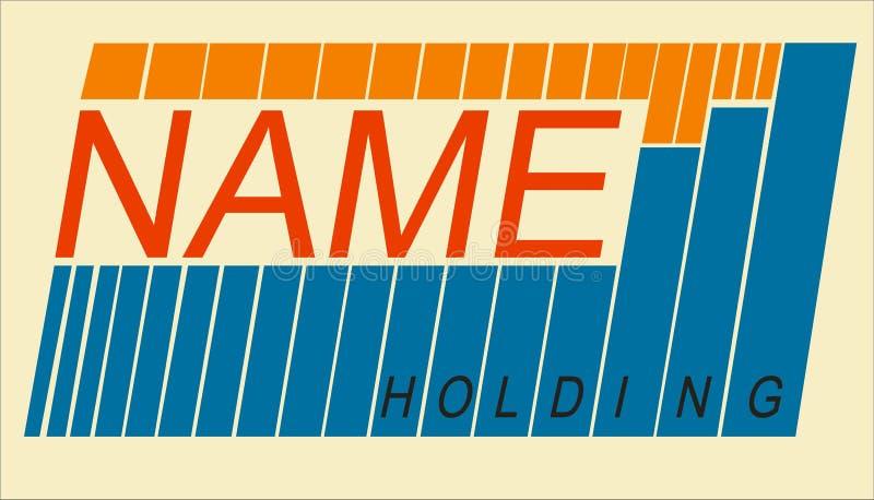 Επιχείρηση Logotype στοκ εικόνες