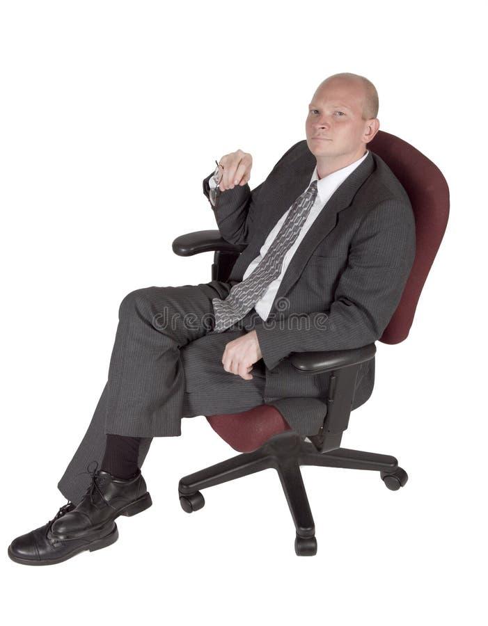 επιχειρηματίας ειλικρινής στοκ εικόνα με δικαίωμα ελεύθερης χρήσης