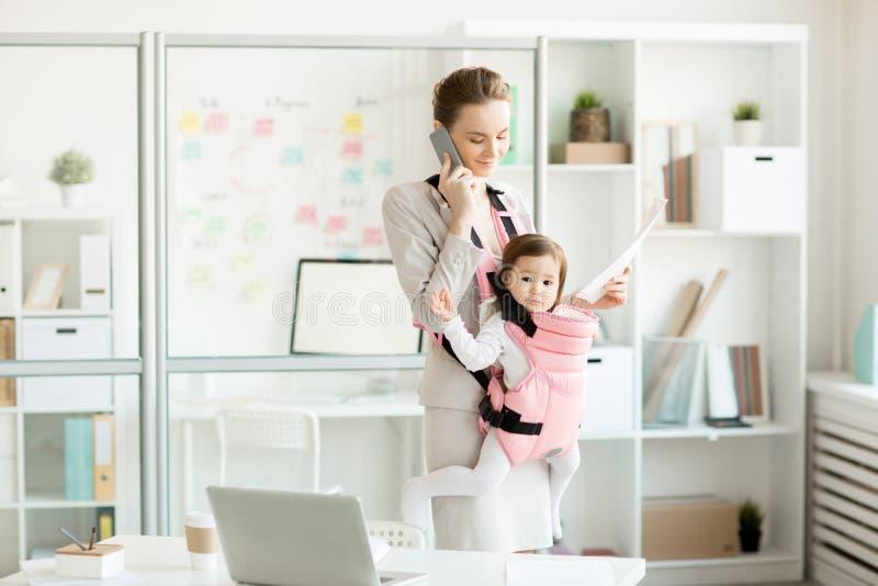 επιχειρηματίας μωρών στοκ εικόνες με δικαίωμα ελεύθερης χρήσης