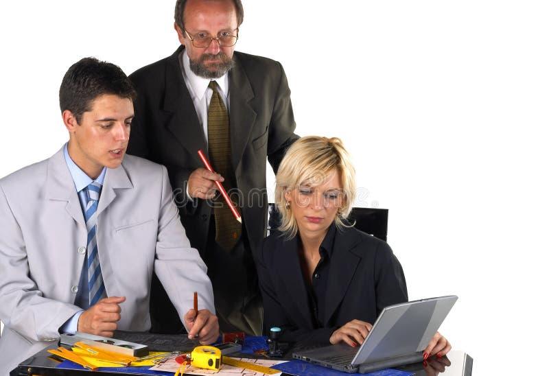 επιχειρηματίας ο συνερ&gam στοκ εικόνες με δικαίωμα ελεύθερης χρήσης