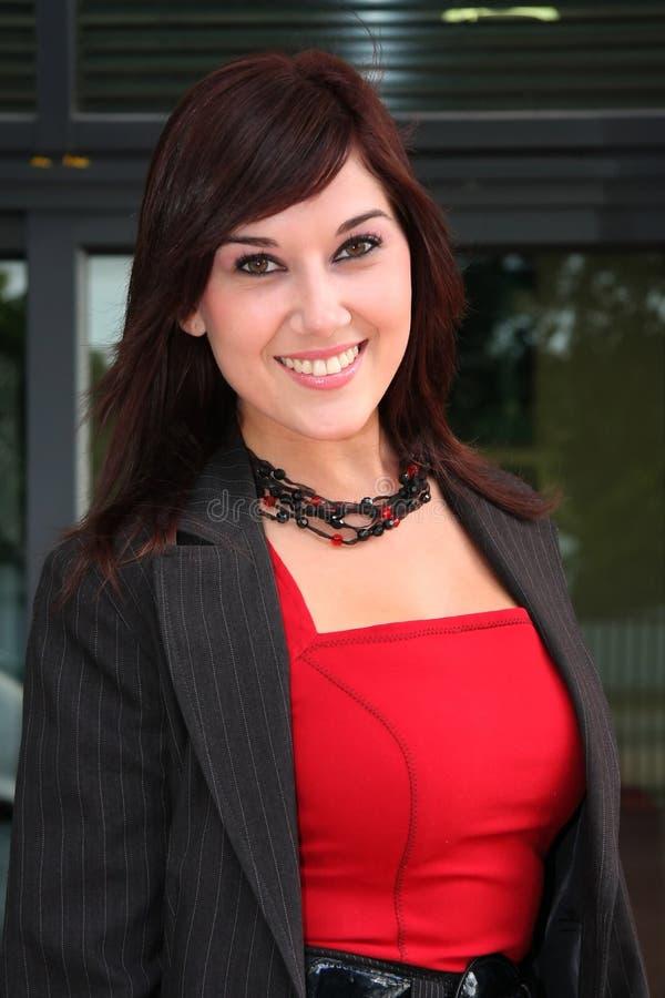 επιχειρηματίας πανέμορφη στοκ φωτογραφία με δικαίωμα ελεύθερης χρήσης