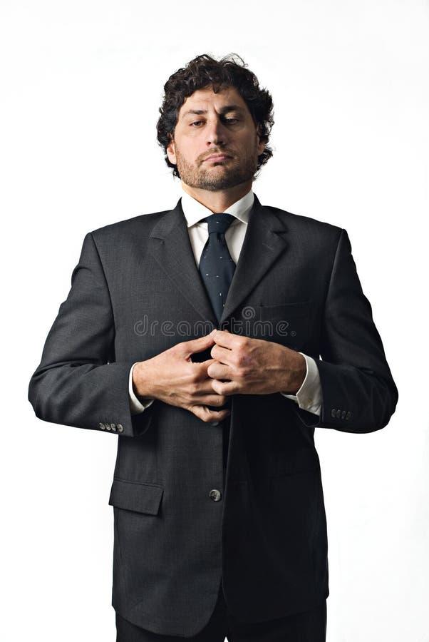 επιχειρηματίας σημαντικό&s στοκ φωτογραφία με δικαίωμα ελεύθερης χρήσης