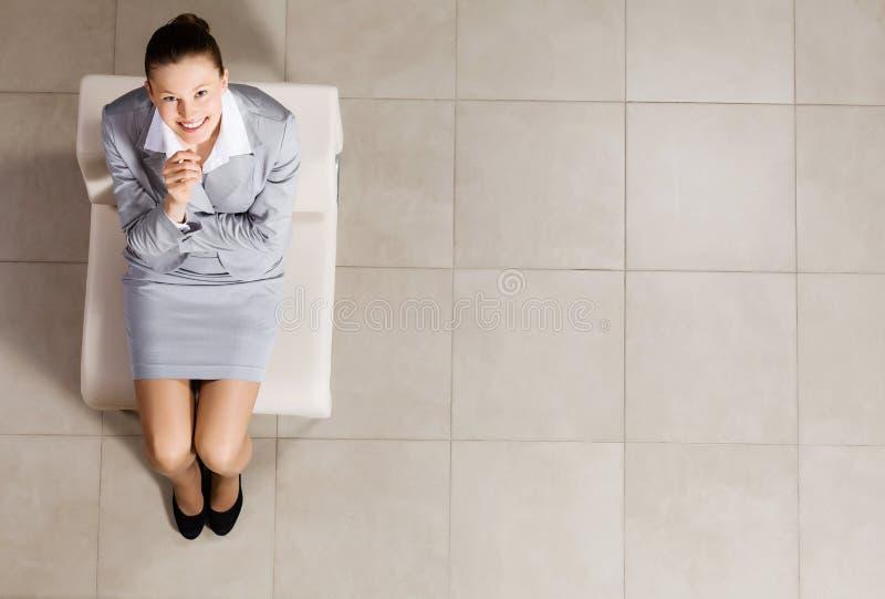 επιχειρηματίας στοχαστ&io στοκ εικόνες