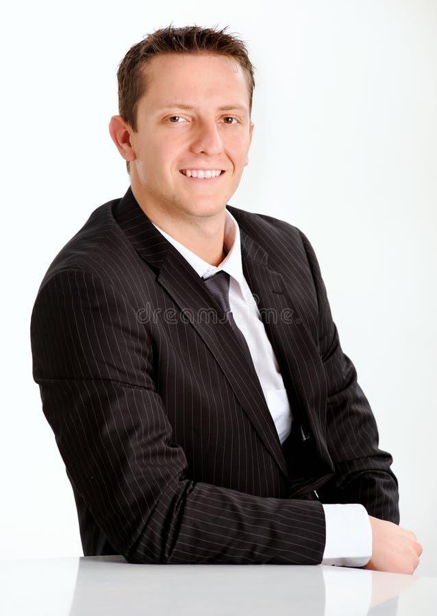 επιχειρηματίας φιλικός στοκ εικόνες με δικαίωμα ελεύθερης χρήσης