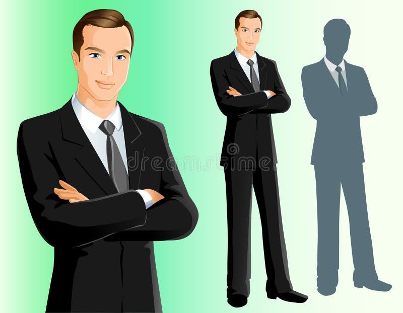 επιχειρηματίας ελεύθερη απεικόνιση δικαιώματος