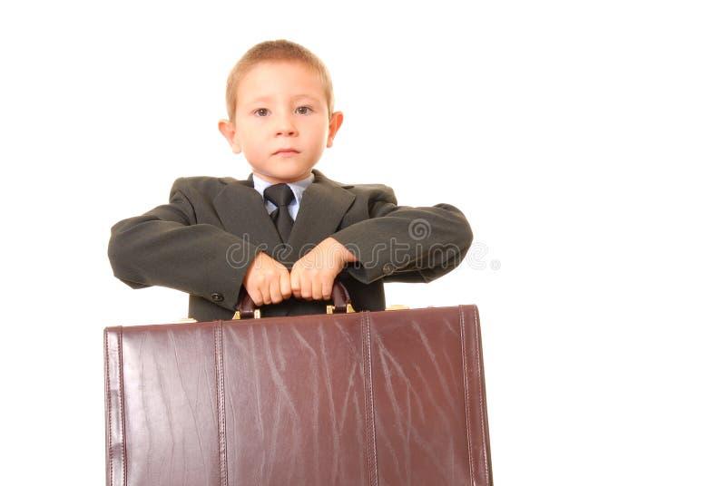 επιχειρηματίας 21 αγοριών στοκ εικόνες