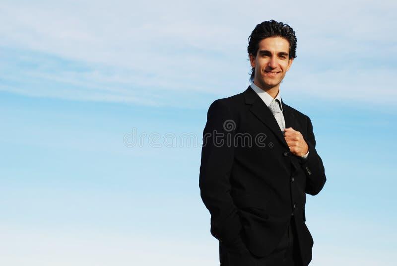 επιχειρηματίας στοκ εικόνα