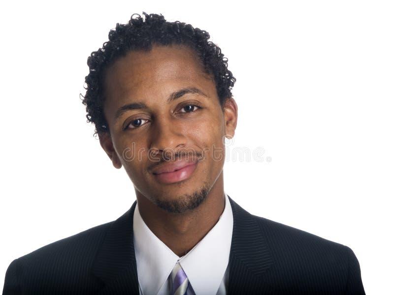 Επιχειρηματίας - headshot στοκ εικόνες