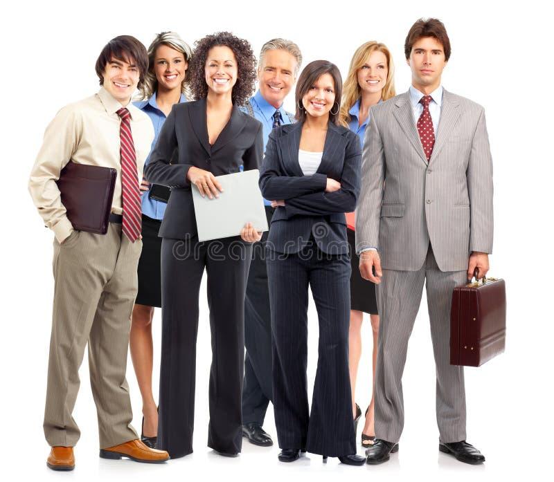 επιχειρηματίες στοκ εικόνα