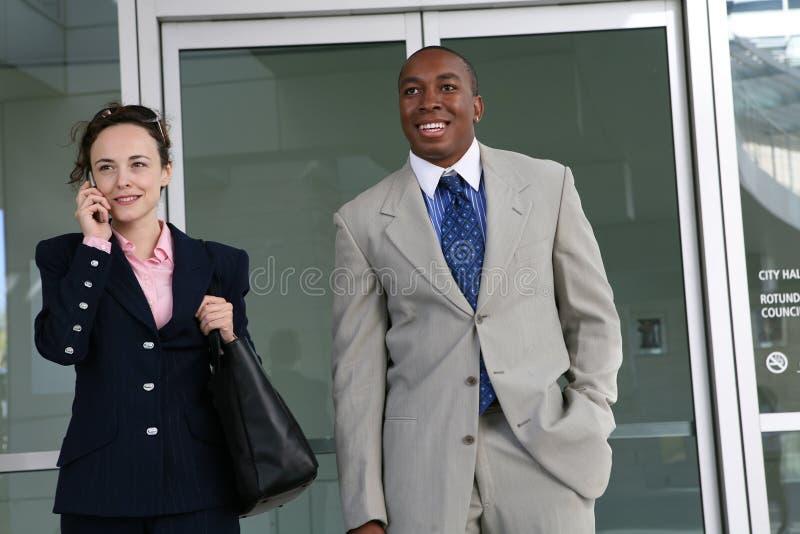 επιχειρηματίες στοκ εικόνες