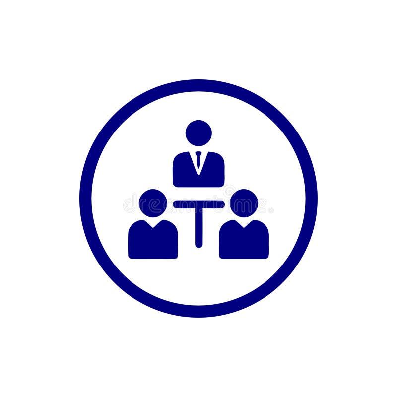 Επιχειρηματική απόφαση, επιχειρηματικό σχέδιο, απόφαση - παραγωγή, διαχείριση, απόφαση ομάδων, σχέδιο, προγραμματισμός, μπλε εικο απεικόνιση αποθεμάτων