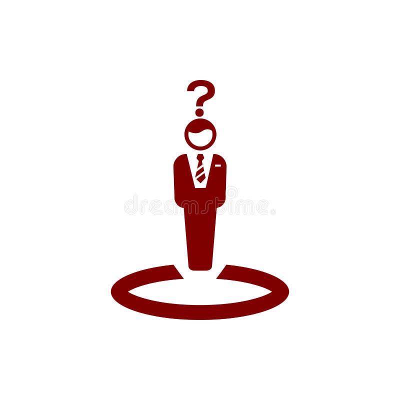 Επιχειρηματική απόφαση, επιχειρηματικό σχέδιο, απόφαση - παραγωγή, διαχείριση, απόφαση ομάδων, σχέδιο, προγραμματισμός, καφέ εικο απεικόνιση αποθεμάτων