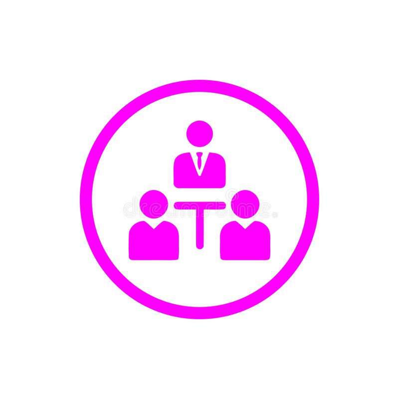 Επιχειρηματική απόφαση, επιχειρηματικό σχέδιο, απόφαση - παραγωγή, διαχείριση, απόφαση ομάδων, σχέδιο, προγραμματισμός, ροδανιλίν ελεύθερη απεικόνιση δικαιώματος