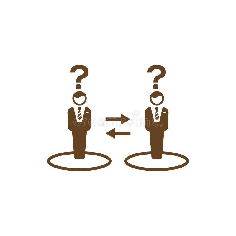 Επιχειρηματική απόφαση, επιχειρηματικό σχέδιο, απόφαση - παραγωγή, διαχείριση, απόφαση ομάδων, σχέδιο, προγραμματισμός, καφετί ει απεικόνιση αποθεμάτων