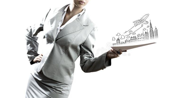 Επιχειρηματικό σχέδιο στοκ φωτογραφία με δικαίωμα ελεύθερης χρήσης