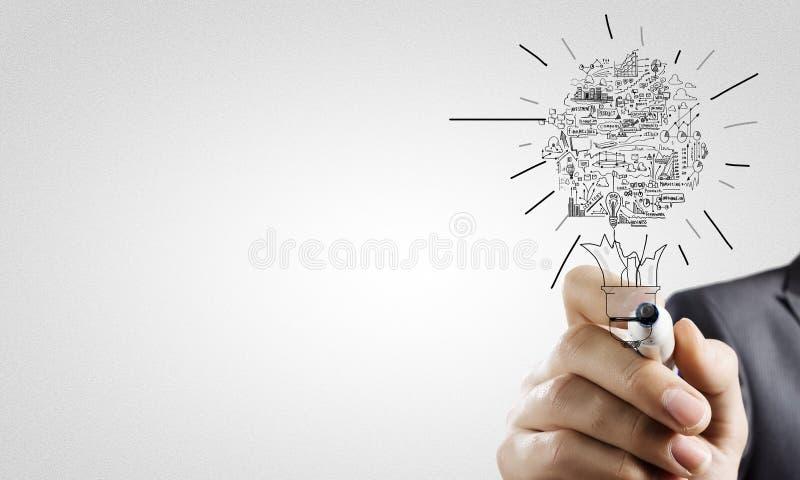Επιχειρησιακές ιδέες στοκ φωτογραφία με δικαίωμα ελεύθερης χρήσης