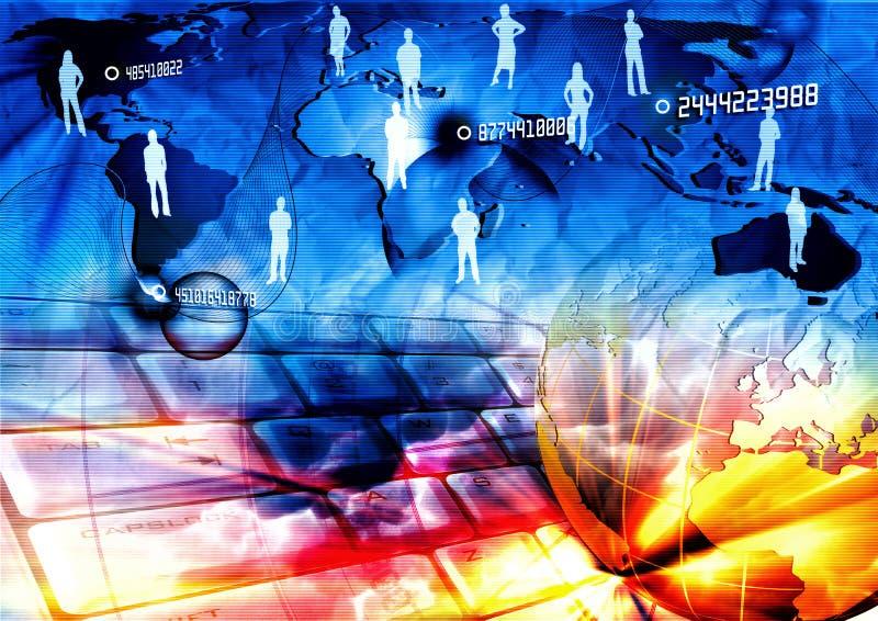 Επιχειρησιακή ανασκόπηση ελεύθερη απεικόνιση δικαιώματος