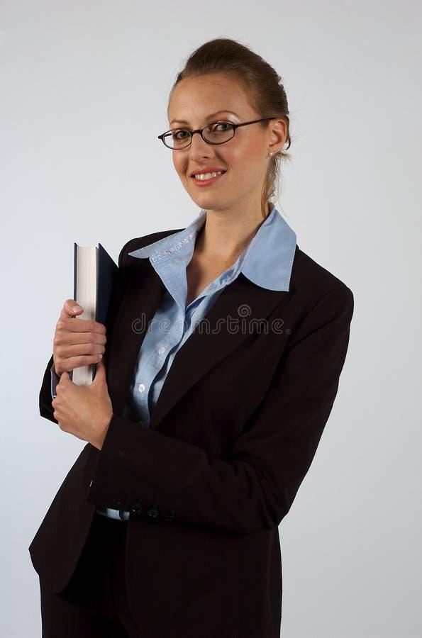 επιχειρησιακή γυναίκα στοκ εικόνα