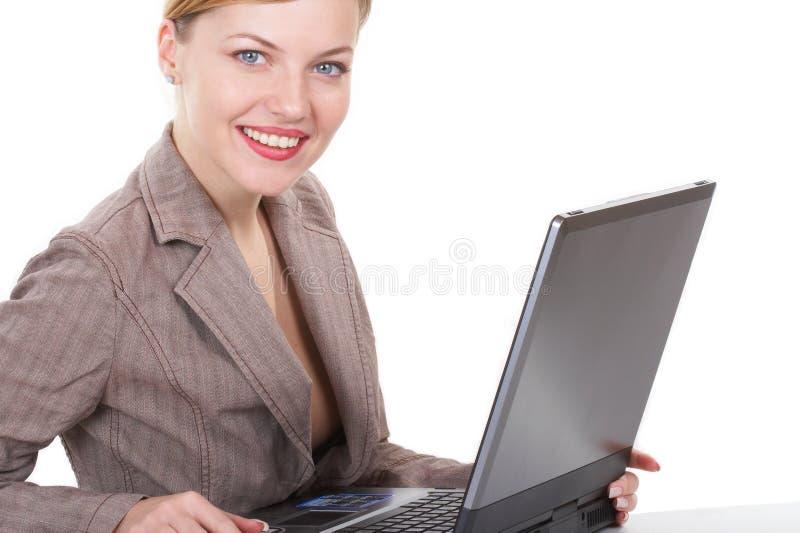 Download επιχειρησιακή γυναίκα στοκ εικόνες. εικόνα από υπηρεσία - 1548214