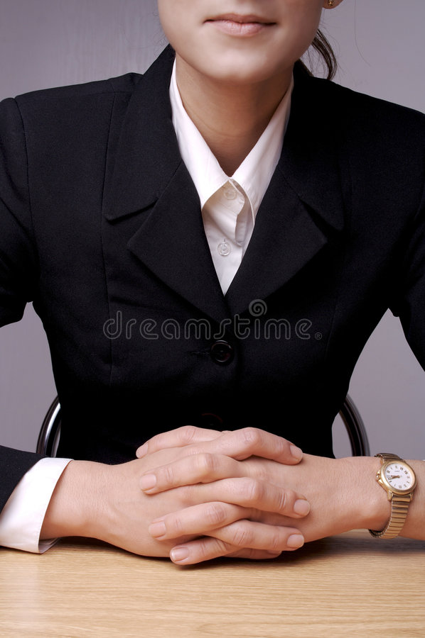 Download επιχειρησιακή γυναίκα στοκ εικόνα. εικόνα από ισχυρός, πρόσωπο - 390767