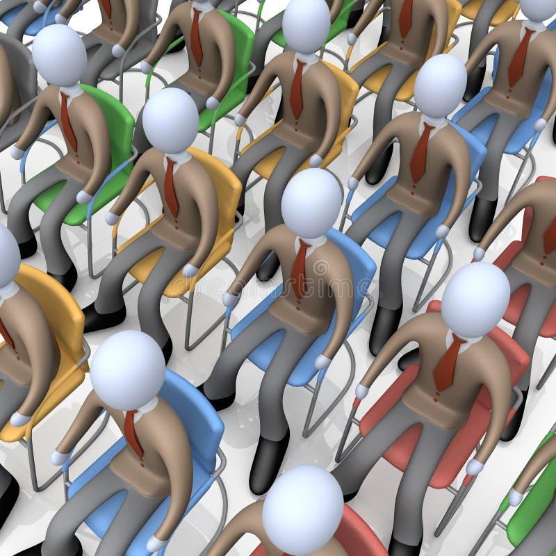 επιχειρησιακή διάσκεψη απεικόνιση αποθεμάτων