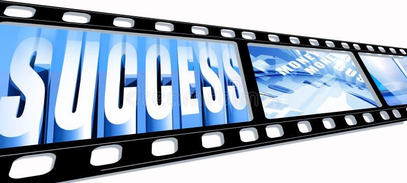 Επιχειρησιακή επιτυχία στοκ εικόνες με δικαίωμα ελεύθερης χρήσης