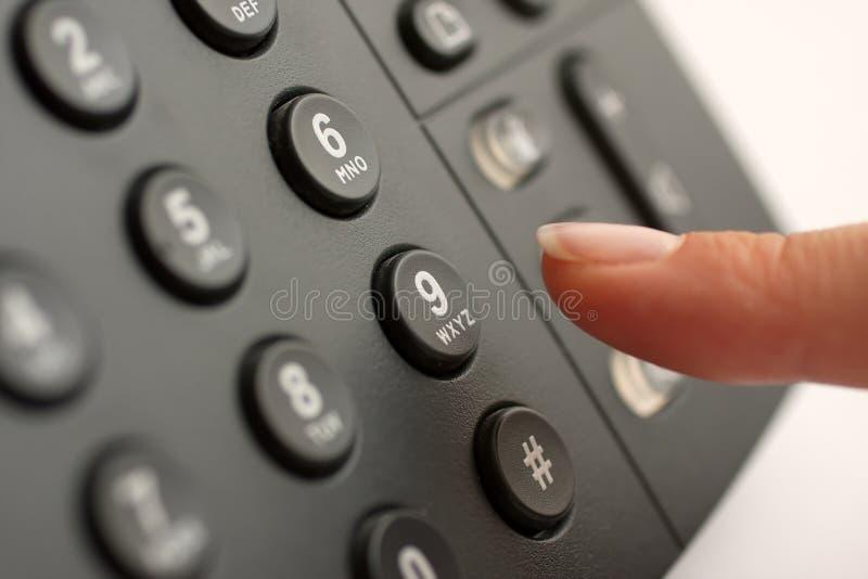 επιχειρησιακή κλήση που  στοκ εικόνες