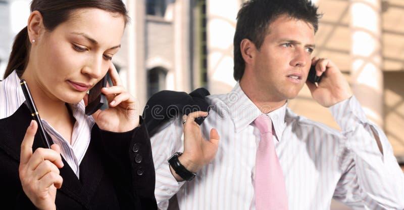 επιχειρησιακή κλήση στοκ εικόνες με δικαίωμα ελεύθερης χρήσης