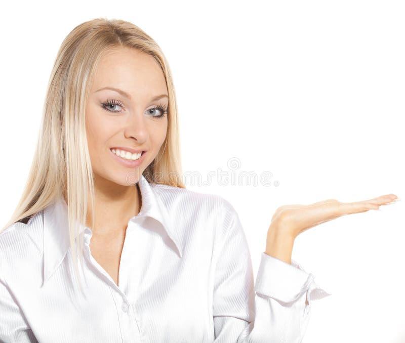 Επιχειρησιακή κυρία στοκ φωτογραφία με δικαίωμα ελεύθερης χρήσης
