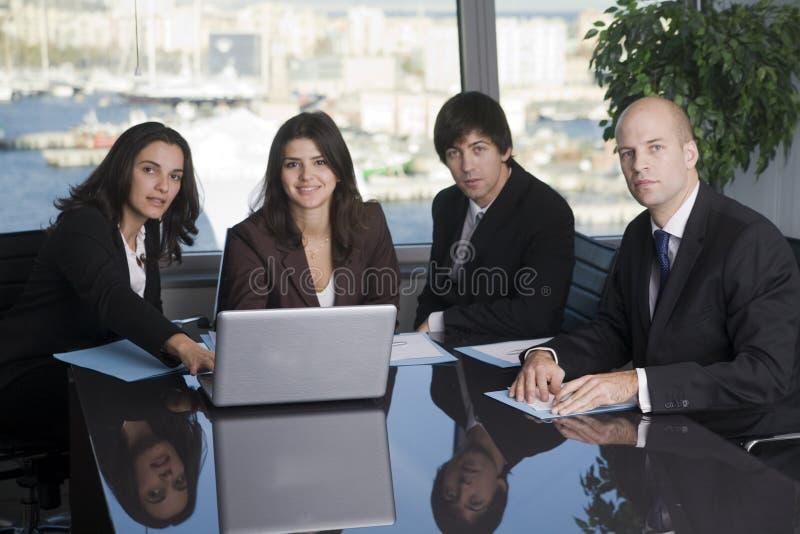 επιχειρησιακή ομάδα στοκ εικόνες με δικαίωμα ελεύθερης χρήσης