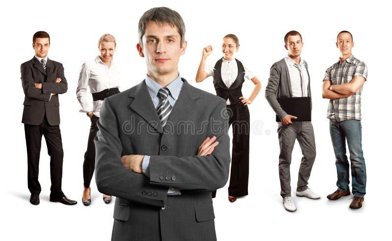Επιχειρησιακή ομάδα στοκ εικόνα με δικαίωμα ελεύθερης χρήσης