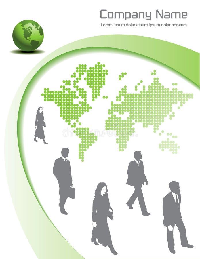 επιχειρησιακή πράσινη απ&epsilon απεικόνιση αποθεμάτων