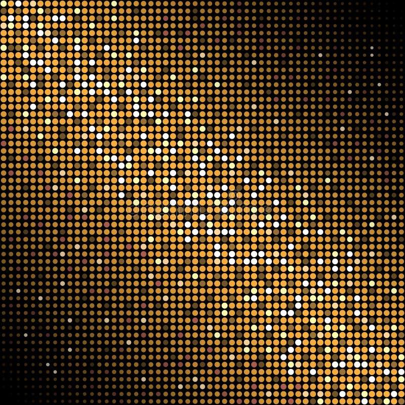 Επιχειρησιακή πλάτη έννοιας τεχνολογίας υπολογιστών texturer όγκου μουσικής απεικόνιση αποθεμάτων