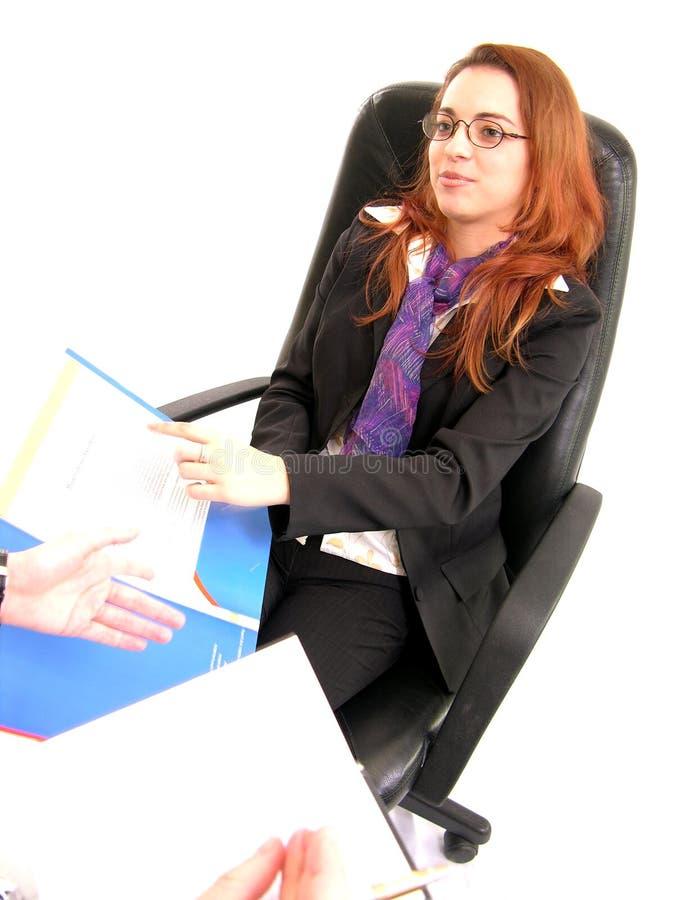 επιχειρησιακή συνεδρίαση στοκ εικόνες με δικαίωμα ελεύθερης χρήσης