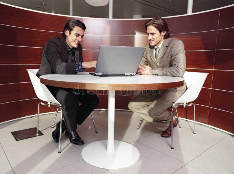 Επιχειρησιακή συνεδρίαση Χ στοκ εικόνα